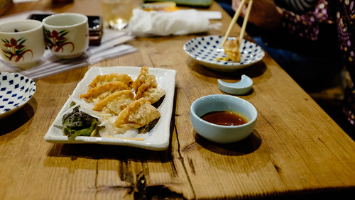 Izakaya gyoza | by the pabloest of them all
