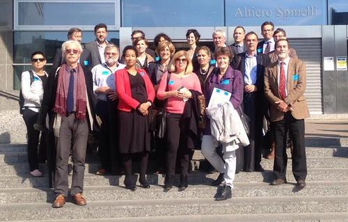 Agro-environnement : Agropolis International présente l'expertise de la communauté scientifique régionale au parlement européen (Bruxelles) – 10/05/2017