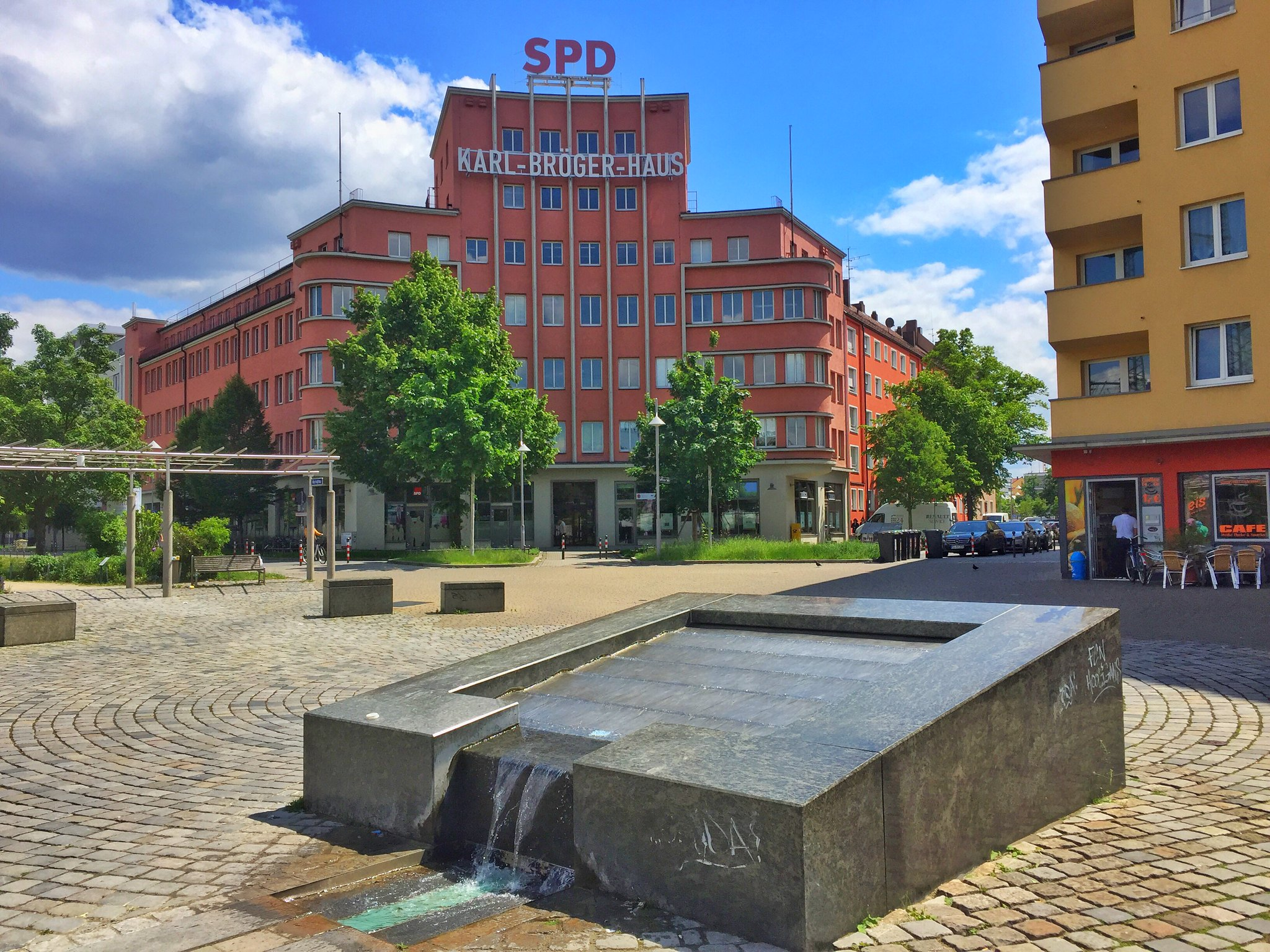 2017-05-21 - Südstadtpark #nbglove