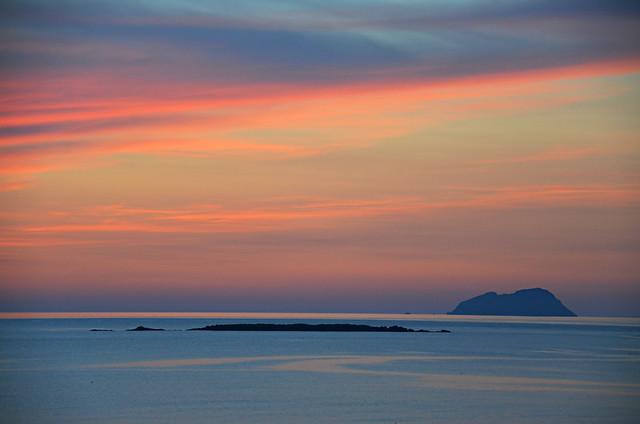 Sunset, Falassarna, Crete
