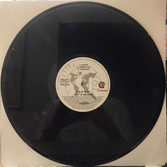 RAJA-NEE:HOT & READY(RECORD SIDE-A)