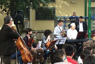 Noicattaro. Festa della Musica Pascoli front