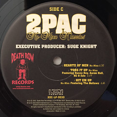 2PAC:NU-MIXX KLAZZICS(LABEL SIDE-C)