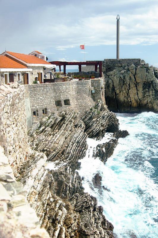 Вид на крепость Кастио