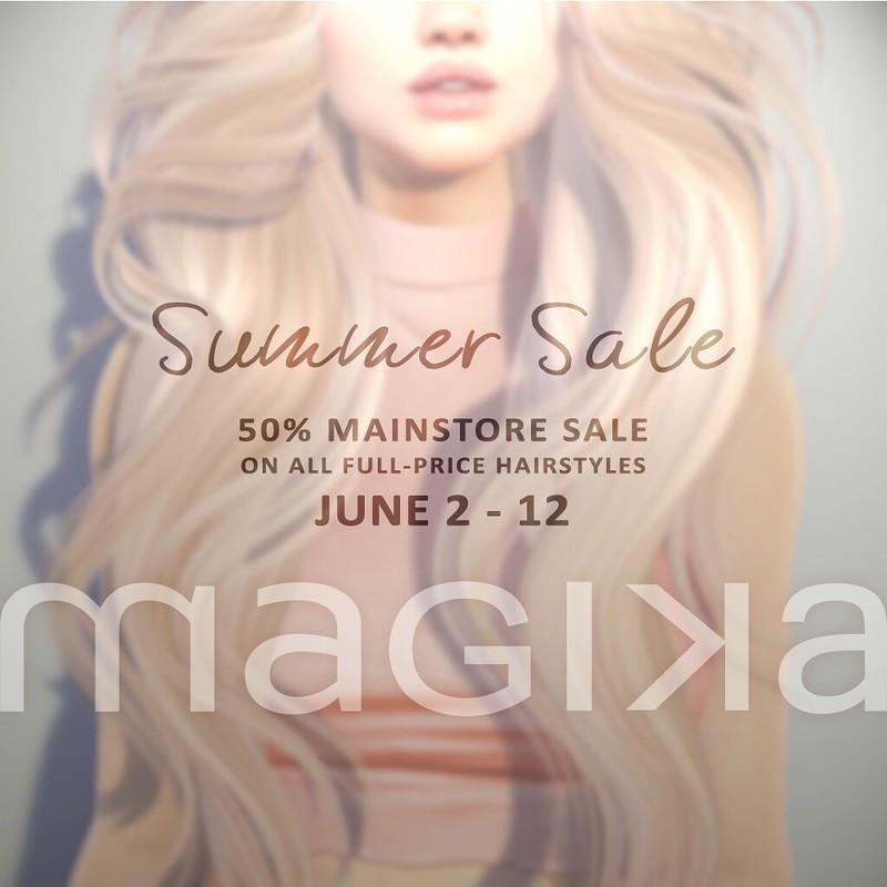 Magika - Summer Sale