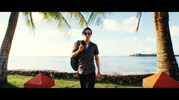 EXILE THE SECOND「Summer Lover」MV 橘ケンチ