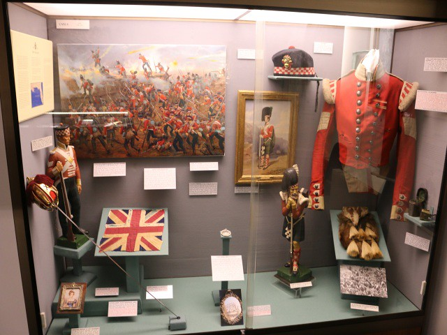 castelul stirling muzeul regimentului 2