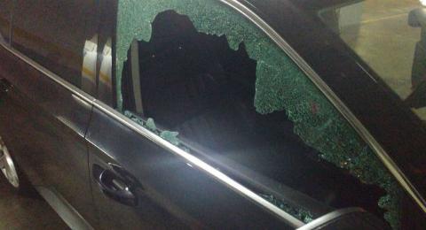 Ataque a vehículo de alquiler