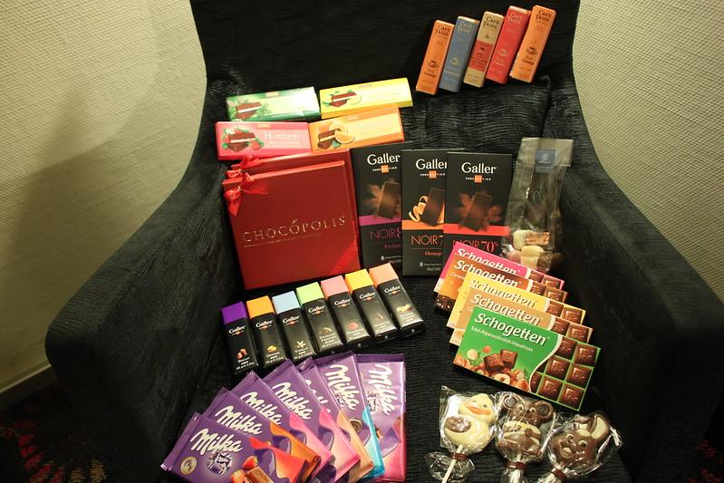 巧克力戰利品 (2)