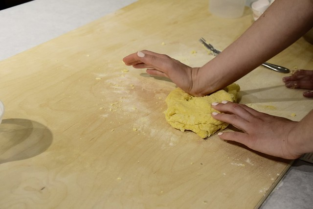 Via Umbria Cooking Class: Pasta
