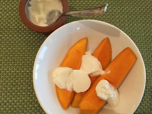 Mangos & Curd