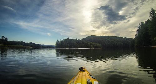 Lake Keowee and Estatoe Creek-4