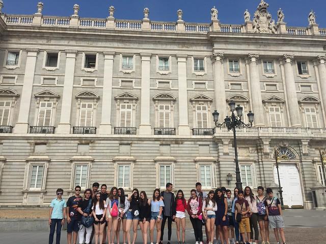 Excursión a Madrid Xuño 2017
