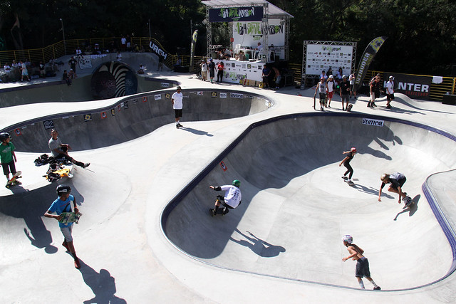 "04/06/2017. Kalil no ""BH Skate Invasion"". Foto: Rodrigo Clemente/PBH"