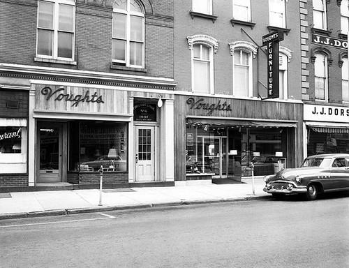June 1941_Main St. Peekskill
