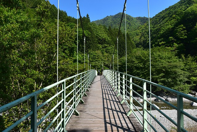畦ヶ丸入口の橋