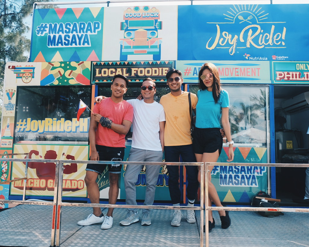 Luneta Park Joy Ride by NutriAsia