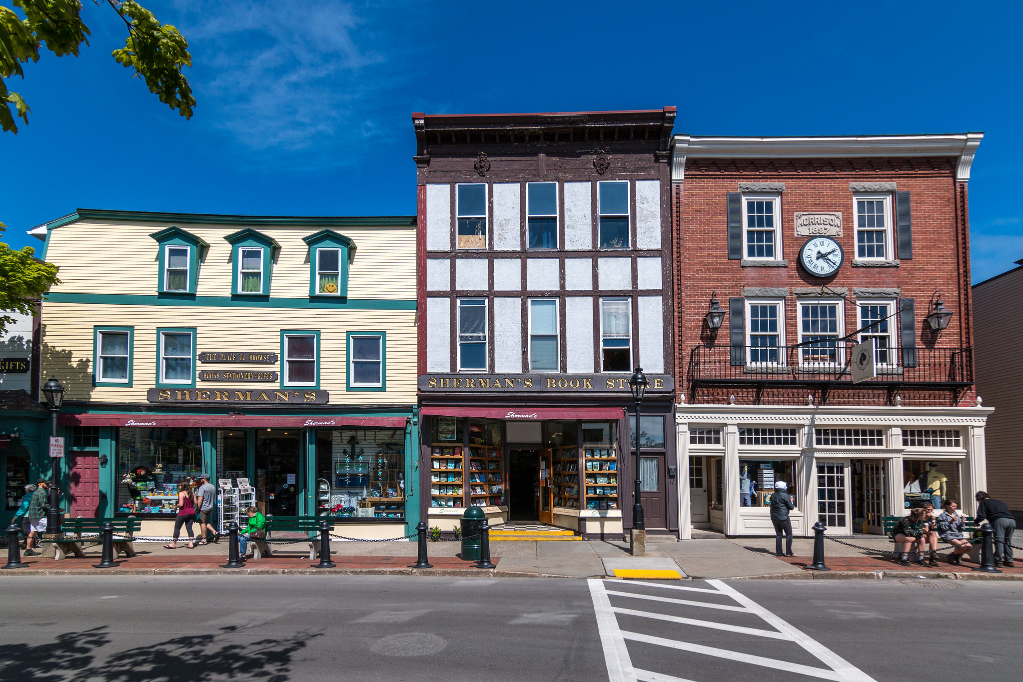 Bar Harbor - Maine - [USA]
