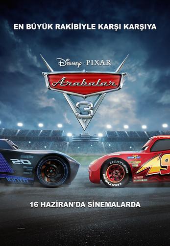 Arabalar 3 - Cars 3 (2017)