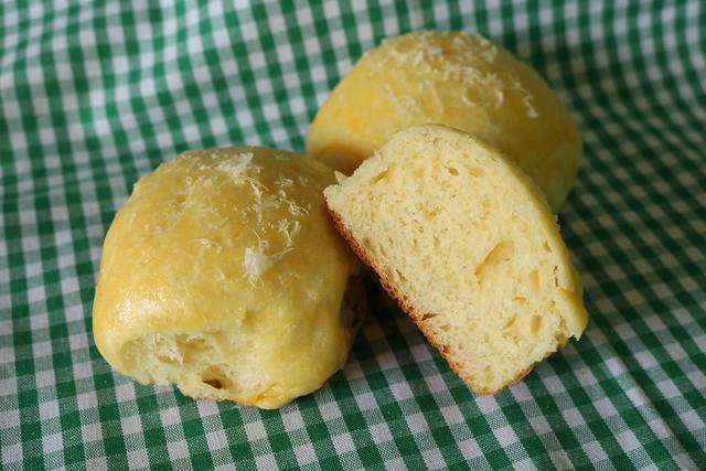 Pãozinho de Parmesão