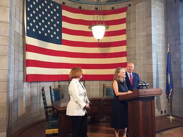 "Gov. Ricketts, First Lady launch NE150 Celebration's ""Nebraska Experience"" Program"
