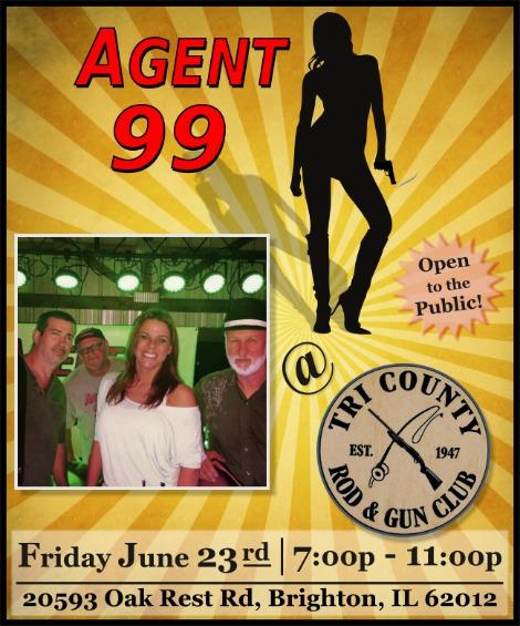 Agent 99 6-23-17
