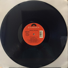 BIONIC BOOGIE:RISKY CHANGES(RECORD SIDE-B)
