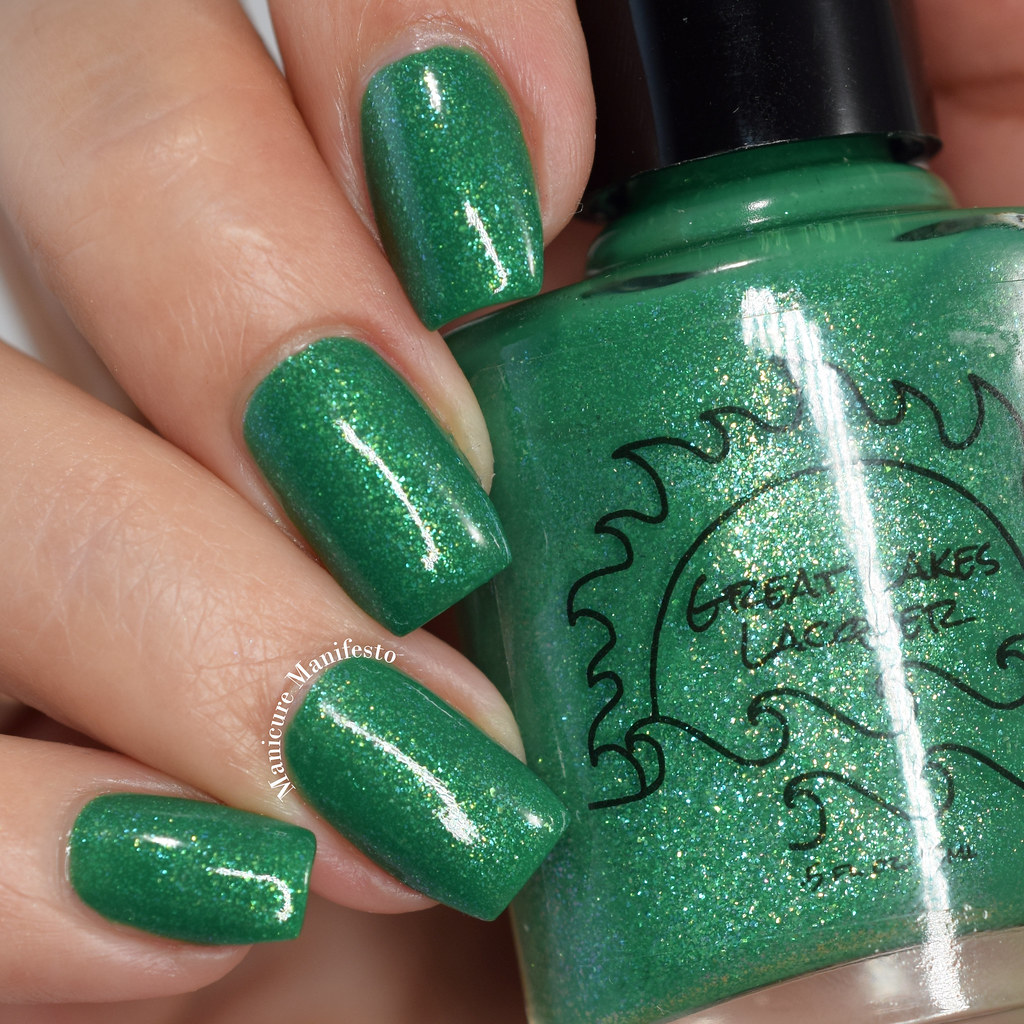 Great Lakes Lacquer I Miss Grass