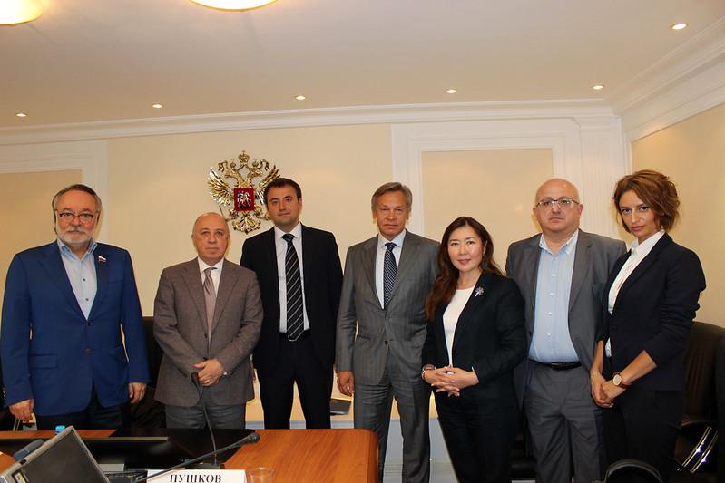 Фото на память участников заседания комиссии