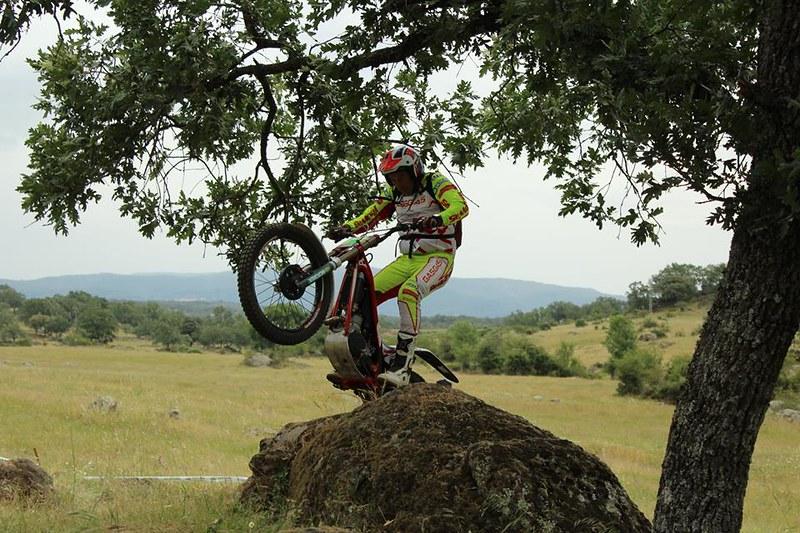 Trial de Malpartida de Plasencia. Cto. de Extremadura 2017