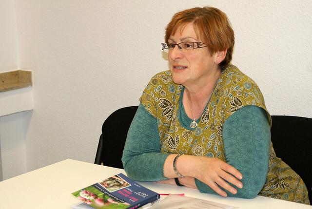 Tea Time mit Karen Rothenbusch: Großes Interesse, Demenzkranken Zeit zu spenden