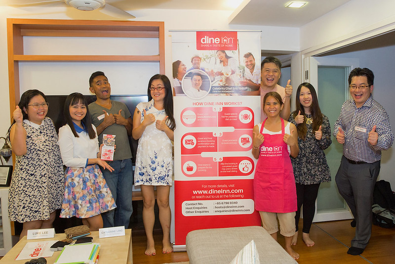 Finalists of the Master Diner challenge