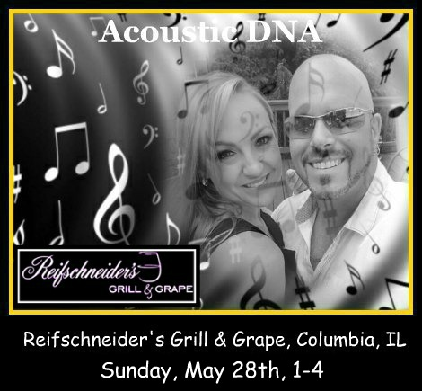Acoustic DNA 5-28-17