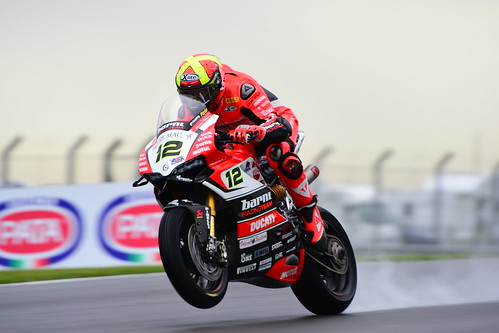 Xavi Forés, Ducati Panigale R, World Superbike Championship, Donington Park 2017