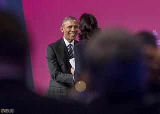 barack obama palais des congres montreal - 02 | by Eva Blue