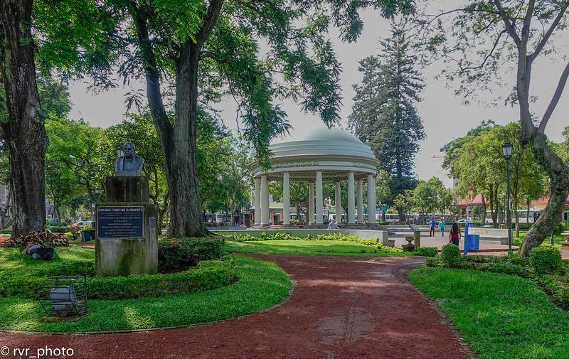 Parque Morazan, San Jose, Costa Rica