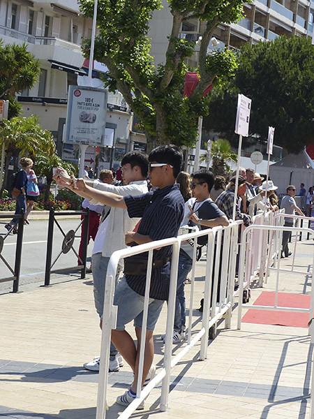 selfies asiatiques