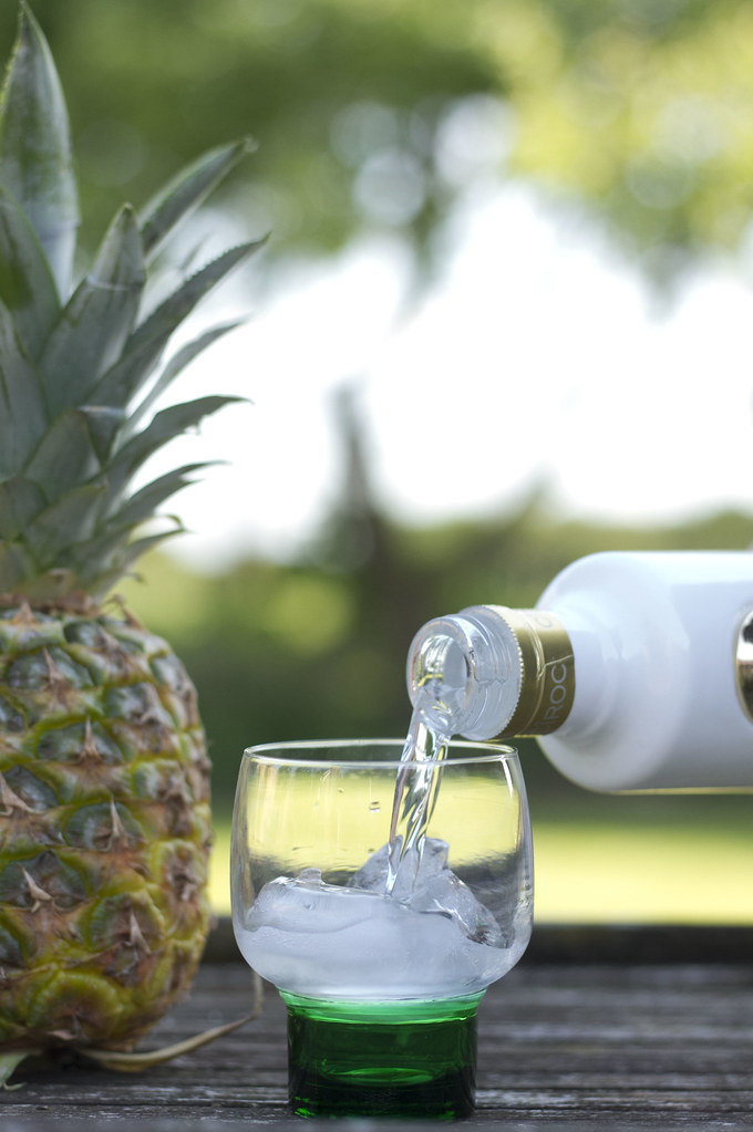 Ciroc Pineapple Coconut