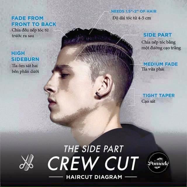 cắt tóc nam 1