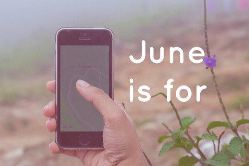 June is for
