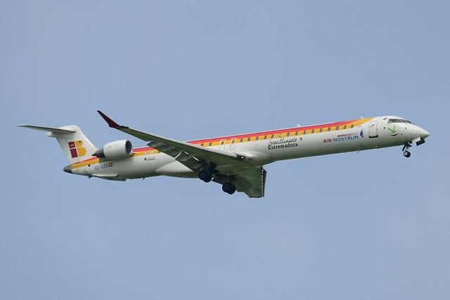 EC-LOX Bombardier CRJ-1000