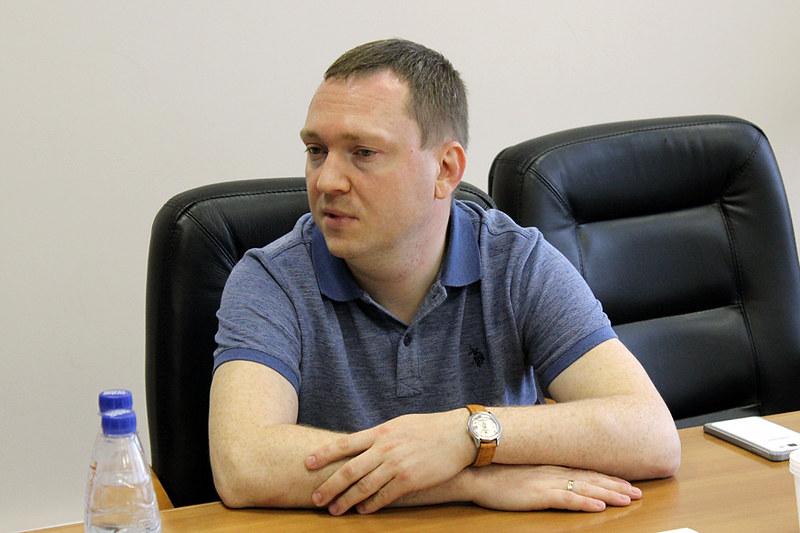 Антон Волков, ТопДистрибьюшен Сервисез