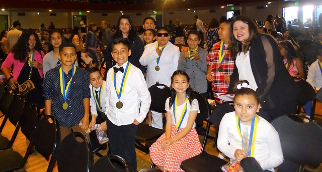 West Contra Costa Unified School District's 18th Annual Reclassification Awards Ceremony.