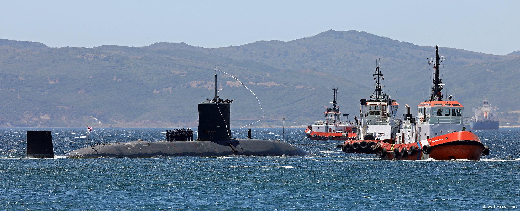 Trafalgar & Astute Class Submarine (SSN Fleet Submarines) - Page 2 34753863480_388d2b97ae_k