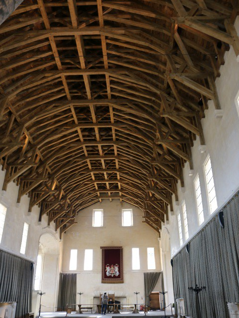 castelul striling great hall
