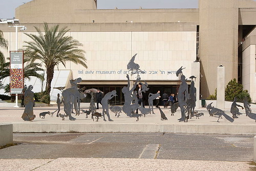 Be sure to visit the Tel Aviv Museum of Art. From 5 Tel Aviv Landmarks and the History Behind Them