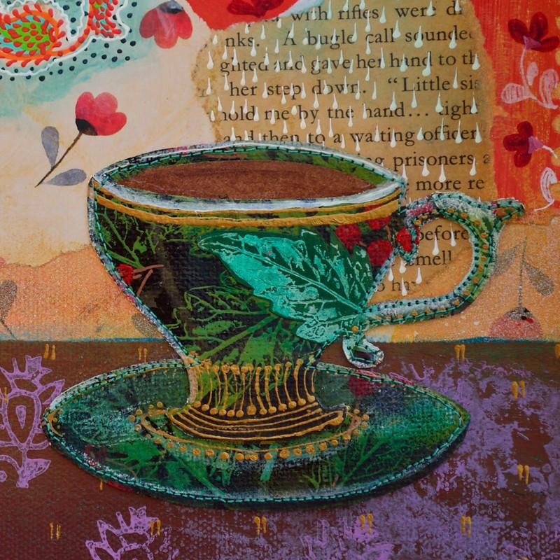 Té y xocolata