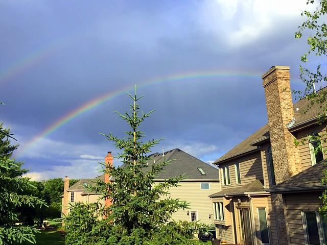 Double Rainbow2 MAY 2017