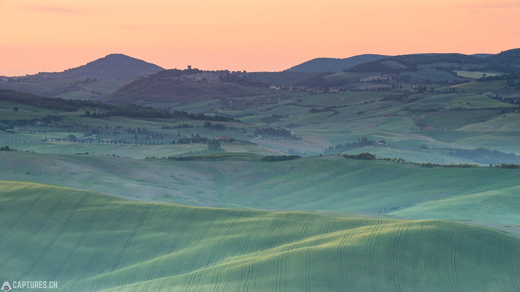 Hills - Val D'orcia