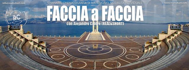 FACCIA A FACCIA con Alejandro Calore (REAL&SHORT)